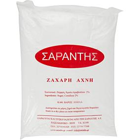 Ζάχαρη ΣΑΡΑΝΤΗΣ άχνη (10kg)