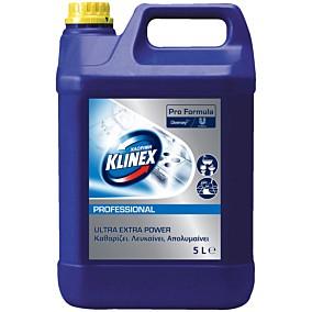 Χλωρίνη KLINEX professional Ultra φρεσκάδα ωκεανού (5lt)