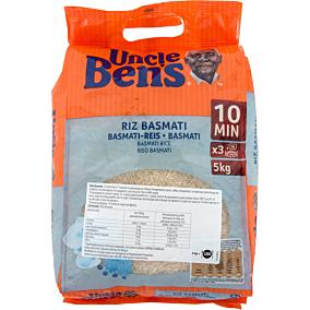 Ρύζι UNCLE BEN'S basmati (5kg)