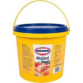 Σάλτσα BRAVA μουστάρδας (4,2lt)