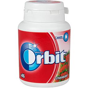Τσίχλες ORBIT φράουλα (64g)
