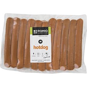 Λουκάνικα ΡΩΜΙΟ ΑΛΛΑΝΤΟΠΟΙΕΙΟ hot dog (~1kg)