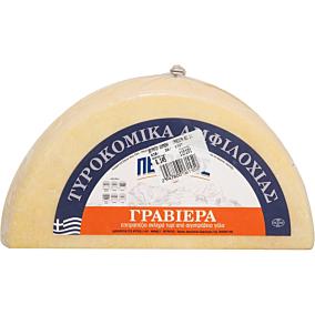Τυρί ΠΕΤΡΑΤΟΣ γραβιέρα Αμφιλοχίας (~6kg)