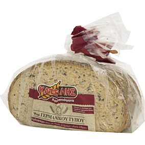 Ψωμί ΚΑΤΣΕΛΗΣ πολύσπορο σε φέτες (500g)