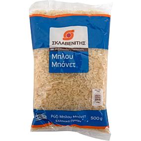 Ρύζι ΣΚΛΑΒΕΝΙΤΗΣ μπλου μπονέτ Ελληνικό (500g)