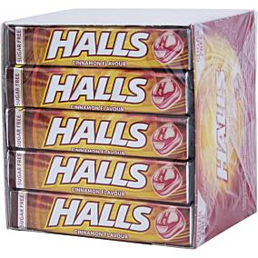 Καραμέλες HALLS κανέλα (20x32g)