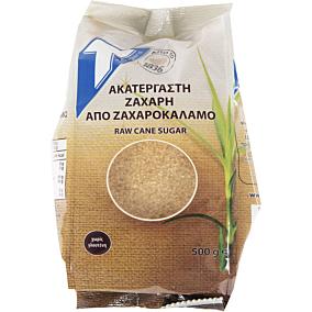 Ζάχαρη T-SUGARS ακατέργαστη (500g)