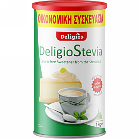 Γλυκαντικό DELIGIOS με στέβια (1kg)