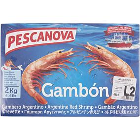 Γάμπαρη PESCANOVA No.2 κατεψυγμένη Αργεντινής (2kg)