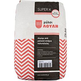 Αλεύρι ΜΥΛΟΙ ΑΓΙΟΥ ΓΕΩΡΓΙΟΥ super (25kg)
