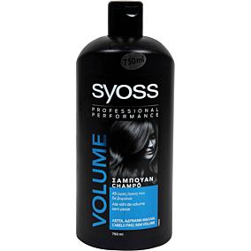 Σαμπουάν SYOSS volume (750ml)