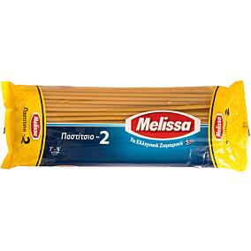 Μακαρόνια MELISSA σπαγγέτι Νο.2 - παστίτσιο (500g)