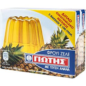 Φρουί ζελέ ΓΙΩΤΗΣ με γεύση ανανά (200g)