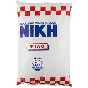 Αλάτι ψιλό ΝΙΚΗ (500g)