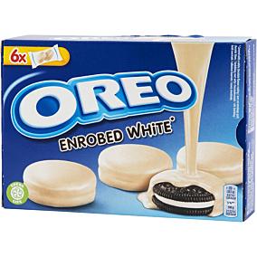 Μπισκότα OREO με επικάλυψη λευκής σοκολάτας (246g)