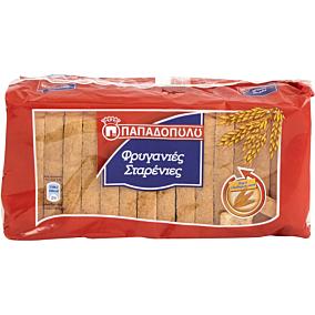 Φρυγανιά ΠΑΠΑΔΟΠΟΥΛΟΥ σίτου (125g)