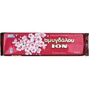 Σοκολάτα ΙΟΝ γάλακτος αμυγδάλου (270g)