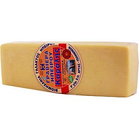 Τυρί ΚΑΡΑΛΗΣ γραβιέρα πρόβεια (~3kg)