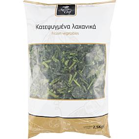 Σπανάκι MASTER CHEF φύλλα σε κύβους κατεψυγμένο (2,5kg)