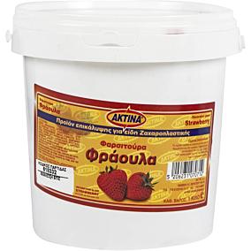 Φαρσιτούρα AKTINA φράουλα (1kg)