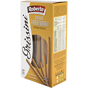 Κριτσίνια ROBERTO grissini tradizionali (250g)