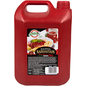 Σάλτσα ΠΑΛΤΣΙΔΗ ναπολιτάνα (4kg)