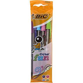 Στυλό διαρκείας BIC friction (4τεμ.)