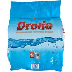 Απορρυπαντικό DROLIO πλυντηρίου ρούχων, σε σκόνη (24μεζ.)