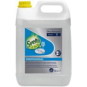 Απορρυπαντικό πιάτων SVELTO Pro, υγρό (5lt)