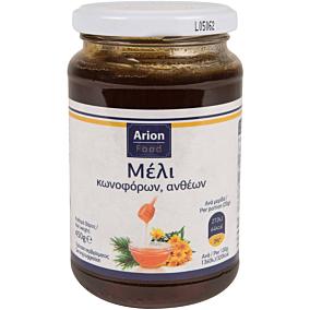 Μέλι ARION FOOD κωνοφόρων ανθέων (450g)