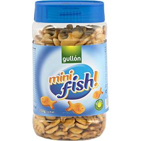 Κράκερ GULLÓN mini fish (350g)