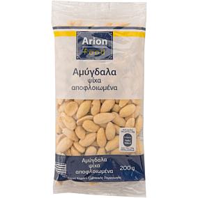 Αμύγδαλα ARION FOOD ψίχα, αποφλοιωμένα (200g)