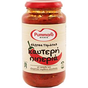 Σάλτσα PUMMARO με καυτερή πιπεριά (500g)