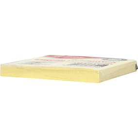 Αυτοκόλλητα χαρτάκια Office PR σε μπλοκ κίτρινα 76x76cm