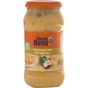 Σάλτσα UNCLE BEN'S με καρύδα Ταϊλανδέζικη (450g)