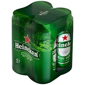 Μπύρα HEINEKEN (4x500ml)