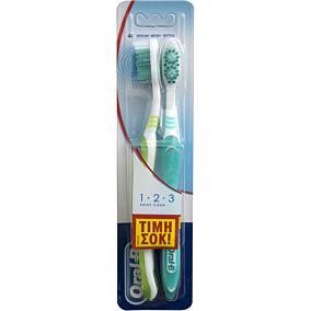 Οδοντόβουρτσα ORAL B shiny clean medium