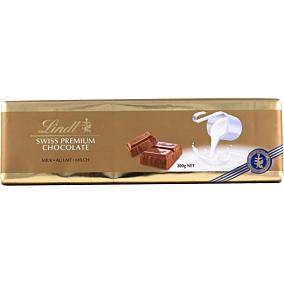Σοκολάτα LINDT γάλακτος (300g)