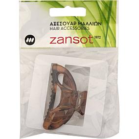 Κλάμερ μαλλιών ZANSOT classic οβάλ μεσαίο