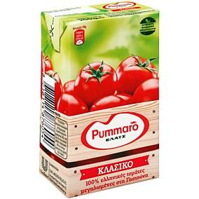 Χυμός τομάτας PUMMARO πασσάτα με κρεμμύδι (250g)