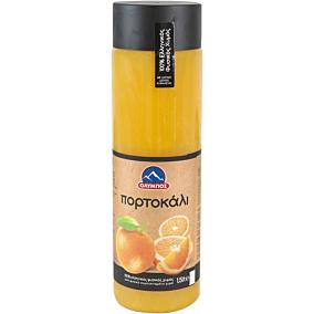 Φυσικός χυμός ΟΛΥΜΠΟΣ πορτοκάλι (1,5lt)