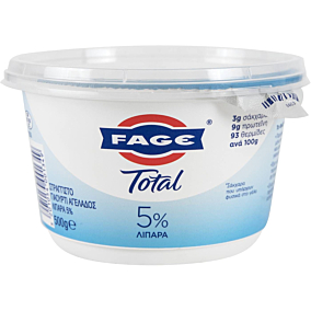 Γιαούρτι TOTAL 5% λιπαρά (500g)