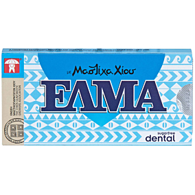 Τσίχλες ΕΛΜΑ με μαστίχα Χίου dental (20τεμ.)