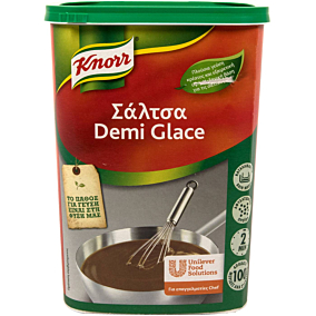 Σάλτσα KNORR Demi Glace αφυδατωμένη (1,2kg)