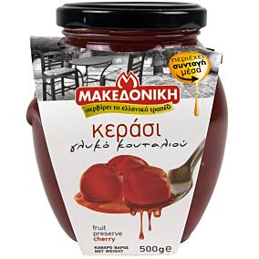 Γλυκό του κουταλιού ΜΑΚΕΔΟΝΙΚΗ κεράσι (500g)