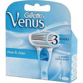 Ξυραφάκια GILLETTE venus 3 μιας χρήσης (4τεμ.)