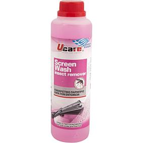 Καθαριστικό UCARE insect για παρμπρίζ (250ml)