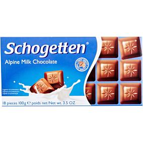 Σοκολάτα SCHOGETTEN γάλακτος (100g)