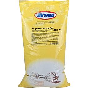 Μπισκότο AKTINA τριμμένο λευκό (2kg)