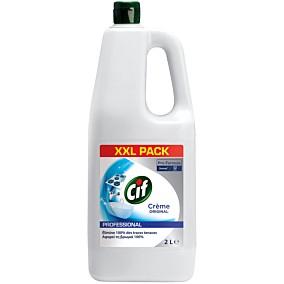 Καθαριστικό CIF professional, κρέμα (2lt)